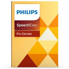 Philips Dictation SpeechExec Pro Dictate Logo